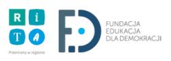 Rita i FED logo