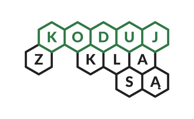 Logotyp Koduj z Klasą