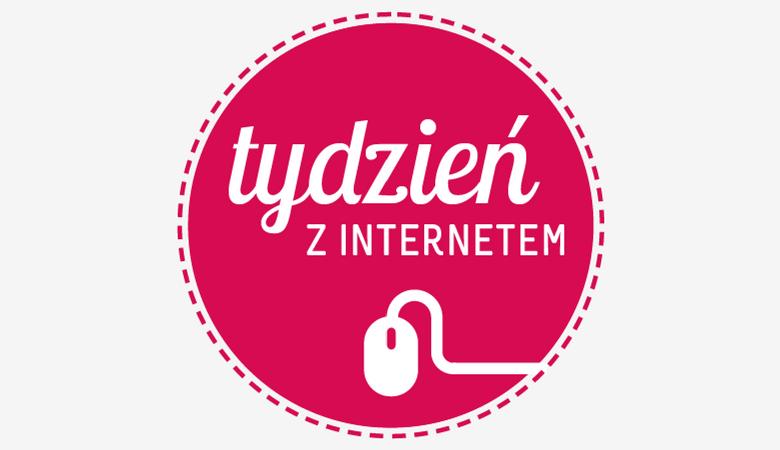 Logo Tygodnia z internetem