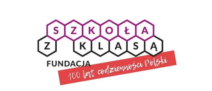 Logo projektu 100 lat codzienności Polski